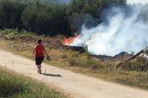 Φωτιά σε αγροτική έκταση στην Καψοράχη Μακρυνείας