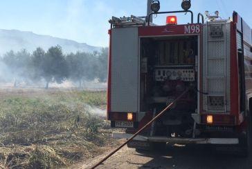 Φωτιά σε στάβλο στην Αμφιλοχία κινητοποίησε την πυροσβεστική