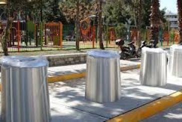 234.416 €  από το Πράσινο Ταμείο για υπόγειoυς κάδους σε Μεσολόγγι, Αιτωλικό, Νεοχώρι και Κατοχή