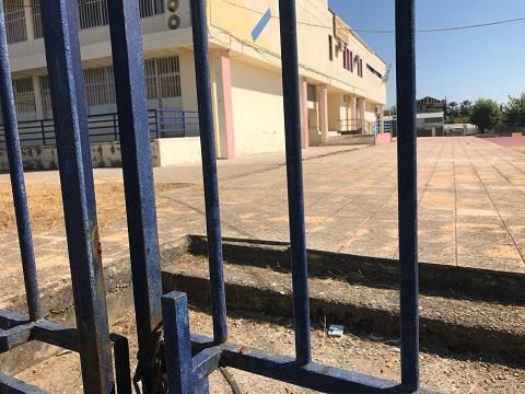 """""""Κλείδωμα"""" στα προαύλια των σχολείων στο Αγρίνιο"""