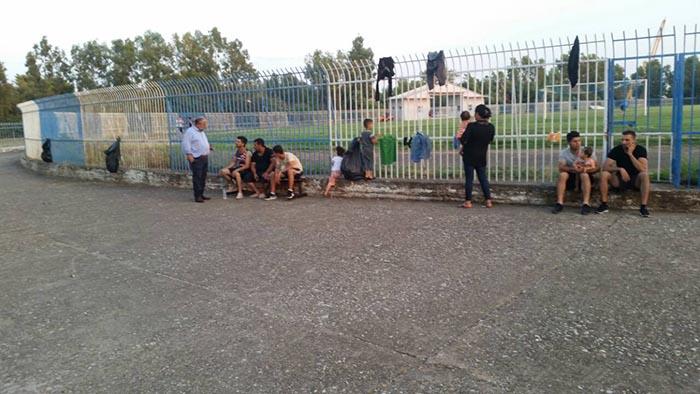 Μεσολόγγι: Στο Θεοξένια ήδη οι 180 μετανάστες