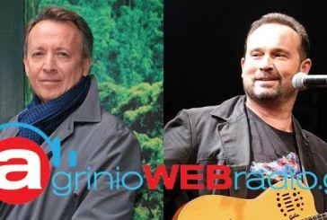 Γιώργος Κλεφτογιώργος και Κώστας Μακεδόνας τη Δευτέρα στο Agriniowebradio