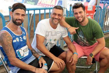 Οι Survivors Κρητικός, Τσίλης, Μουρούτσος  ένωσαν τις δυνάμεις τους στο Αγρίνιο υπό το βλέμμα του Δέλλα