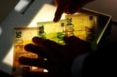 Τα νέα χαρτονομίσματα των 100 και 200 ευρώ που παρουσίασε η ΕΚΤ