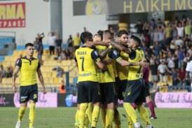 3η αγωνιστική Super League: Στην 6η θέση ο Παναιτωλικός