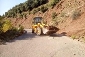 Παρεμβάσεις στο επαρχιακό οδικό δίκτυο της Αιτωλοακαρνανίας