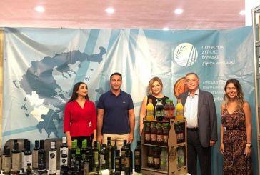 Θετικά σχόλια για τα αγροδιατροφικά προϊόντα της Δυτικής Ελλάδας στη ΔΕΘ