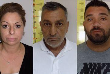 Αυτοί είναι οι  τρεις απατεώνες που εξαπατούσαν στην Ευρυτανία και πιάστηκαν στο Αγρίνιο