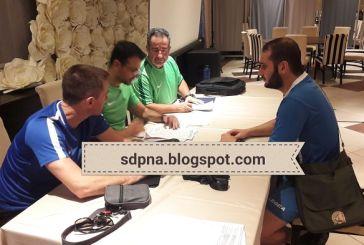 Ολοκληρώθηκε το ετήσιο σεμινάριο προετοιμασίας διαιτητών στο Αγρίνιο