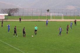Γ' Εθνική: Δεύτερη νίκη για τον Ναυπακτιακό με σκορ 2-1 τον Μέγα Αλέξανδρο Καλλιθέας