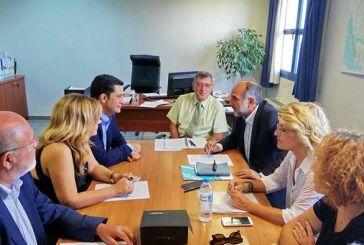 Δύο κρίσιμα οδικά δίκτυα  του Νομού στο επίκεντρο τεχνικής συνάντησης στο Υπουργείο Υποδομών
