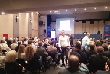 Ξεκίνησε το 2ο Περιφερειακό Καρδιολογικό Συνέδριο στο Αγρίνιο (φωτο)