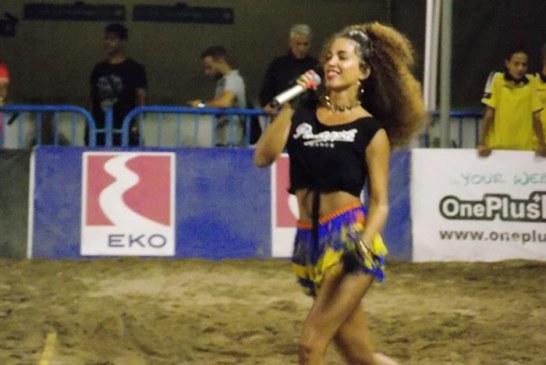 Ο τελικός του Ευρωπαϊκού Τουρνουά Footvolley και το show της Στικούδη στο Αγρίνιο (φωτο)