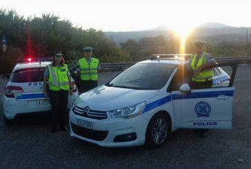 Τρεις ακόμη συλλήψεις οδηγών στην Αιτωλοακαρνανία