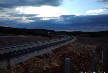 Σύντομα στην κυκλοφορία τα 15 πρώτα χιλιόμετρα του Άκτιο-Αμβρακία (φωτό)