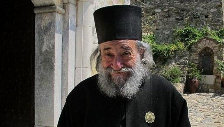 Εκοιμήθη ο Καθηγούμενος της Ι.Μ. Δοχειαρίου Γέροντας Γρηγόριος- Είχε διατελέσει και ηγούμενος της Ι.Μ.Μυρτιάς