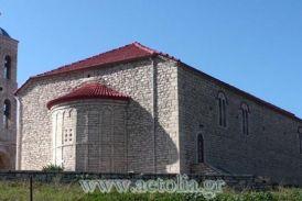 Πανηγυρίζει ο Ιερός Ναός Αγίου Δημητρίου Πετροχωρίου Θέρμου στις 25 & 26 Οκτωβρίου