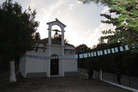 Θεία Λειτουργία στο ξωκλήσι του Αγίου Λουκά Φλωριάδας ορεινού Βάλτου (φωτο & βίντεο)