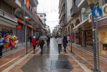 Το χειμερινό ωράριο λειτουργίας των καταστημάτων στο Αγρίνιο