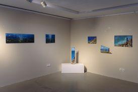 «Aquaticheaven»με έργα ζωγραφικής της Βασιλικής Βελέντζα στο Αγρίνιο