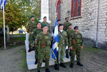 Ο Ανεξάρτητος Σύνδεσμος Εφέδρων Ενόπλων Δυνάμεων σε Παναιτώλιο και Αγρίνιο την 28η Oκτωβρίου (video)