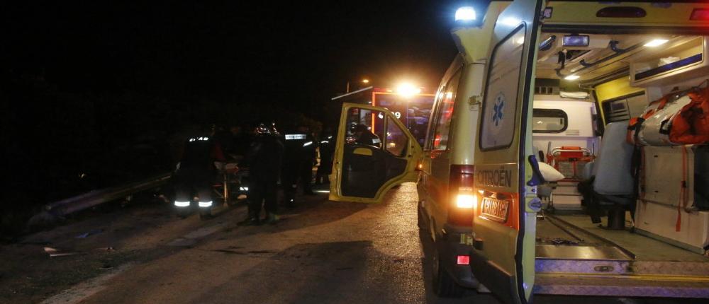 Θανατηφόρο τροχαίο στη Ναύπακτο-Nεκρός 40χρονος