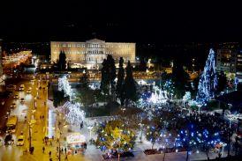 Χριστουγεννιάτικη εκδρομή στην Αθήνα από τον σύλλογο Πετροχωριτών Τριχωνίδας