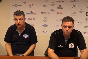 Γιάννης Δημητριάδης (Χαρίλαος Τρικούπης): «Ήμασταν κατώτεροι των προσδοκιών» (video)