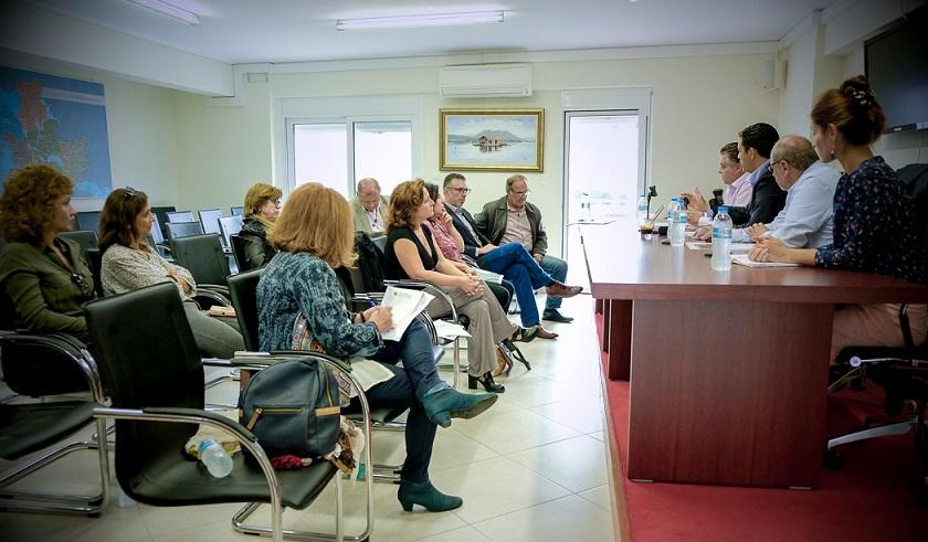 Συμφωνούν οι εμπλεκόμενοι φορείς για την προώθηση της Διαδρομής Φύσης και Πολιτισμού Αιτωλοακαρνανίας