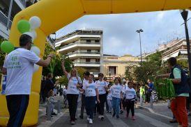 Τα γενναία παιδιά της ΕΛΕΠΑΠ Αγρινίου στο «τρέχω- βαδίζω-ποδηλατώ»