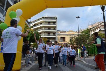 """Τα γενναία παιδιά της ΕΛΕΠΑΠ Αγρινίου στο """"τρέχω- βαδίζω-ποδηλατώ"""""""
