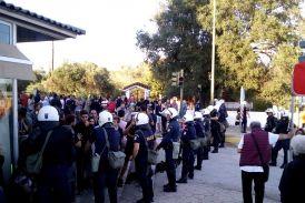 Αγανάκτησαν οι αστυνομικοί του Αγρινίου με τις μετακινήσεις τους στην Κέρκυρα