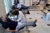 Σε εξέλιξη και με συμμετοχή η εθελοντική αιμοδοσία στο Αγρίνιο
