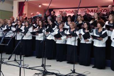 Εντυπωσίασε στην Κέρκυρα η Χορωδία του Πνευματικού Κέντρου Μεσολογγίου
