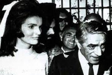 Σαν σήμερα, το 1968, ο γάμος «του αιώνα» στον Σκορπιό