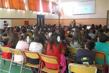 Αγρίνιο: μαθητές ενημερώθηκαν για τα μεταναστευτικά πουλιά
