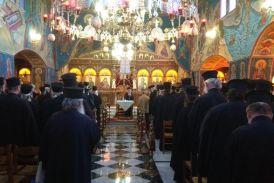 «H Υπακοή στην Εκκλησία»: Ιερατική Ημερίδα στον Ι.Ν. Αγίας Παρασκευής Αγρινίου