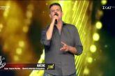 «The Voice»: Καθήλωσε ο Aγρινιώτης Γιάννης Πανουκλιάς (video)