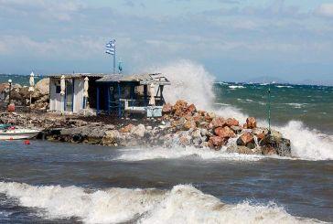 Δυτική Ελλάδα και Πελοπόννησο θα πλήξει κυρίως ο «Ορέστης»