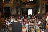 Αγιασμός για την έναρξη των δραστηριοτήτων του Ι.Ν. Αγίας Τριάδας Αγρινίου