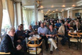 Με συμμετοχή η εκδήλωση του ΣΥΡΙΖΑ Τριχωνίδας για τον «Κλεισθένη» στο Καινούργιο