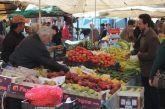 Παράλληλη Λαϊκή Αγορά έως το τέλος Οκτωβρίου στην Ναύπακτο