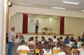 Μαθητές της Αιτωλοακαρνανίας ενημερώθηκαν για την καθημερινότητα των τυφλών (φωτο)
