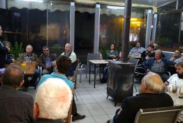 KKE: Ομιλία Μωραΐτη στον Εμπεσό