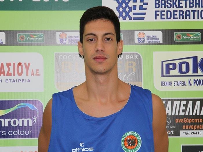 Νάσος Γκρέκας (ΑΟ Αγρινίου): «Είναι σημαντικό να κερδίσουμε στην πρεμιέρα»