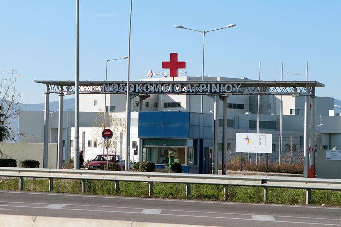 Eπισήμως διοικητής του Νοσοκομείου Αγρινίου ο Ανδρέας Τσώλης