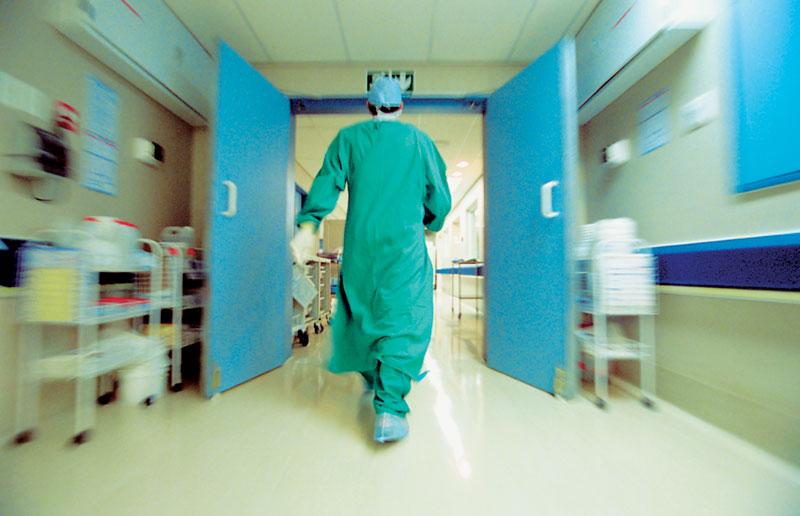 Επιχειρησιακό σχέδιο Σώστρατος και Περσέας στο Νοσοκομείο Μεσολογγίου