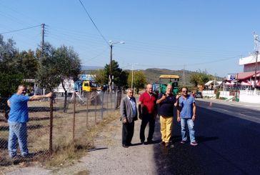 Ξεπερνούν τα 20 εκατ. ευρώ οι εργασίες στο οδικό δίκτυο της Αιτωλοακαρνανίας