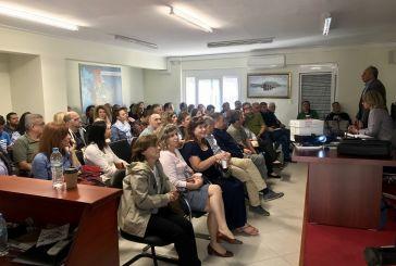 Σεμινάριο επιμόρφωσης υπαλλήλων ΟΤΑ στο Μεσολόγγι
