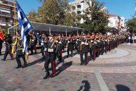 H εκπροσώπηση της δημοτικής αρχής Αγρινίου στις επετειακές εκδηλώσεις της 25ης Μαρτίου